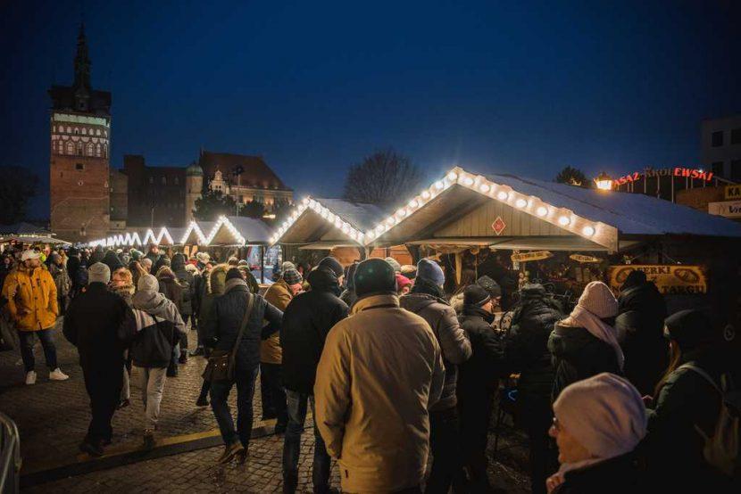 Julmarknad Gdansk 2019