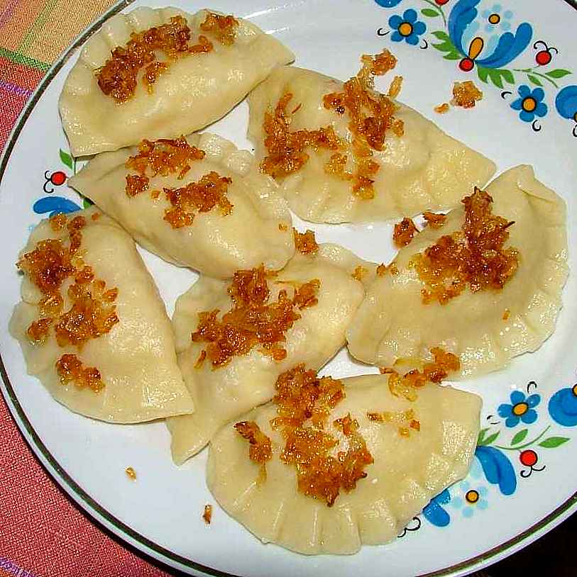 Pierogi - typisk polsk mat